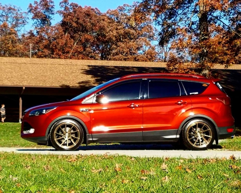 2013 2016 Ford Escape Rdc Lowering Kit