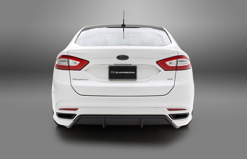 2013 Ford Fusion 3d Carbon Body Kit