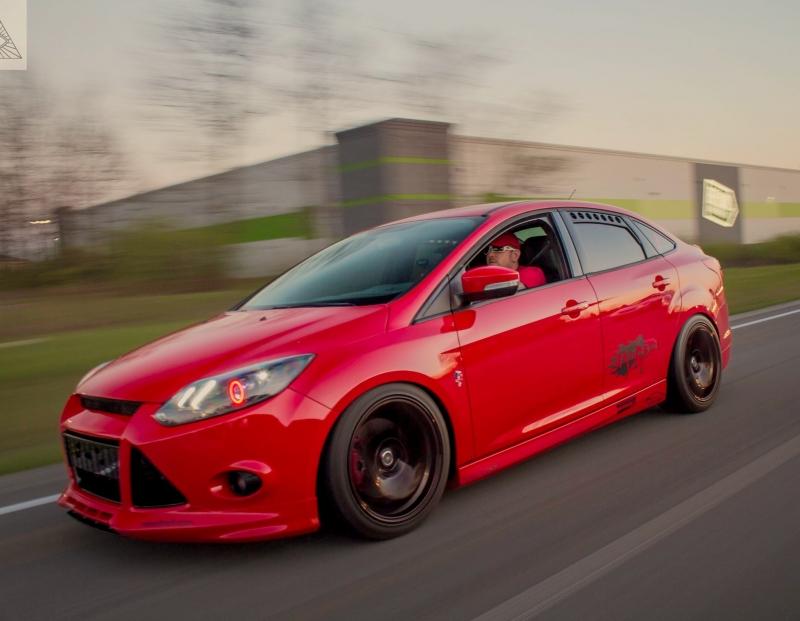 2012+Ford Focus Rebel Devil Customs Drops
